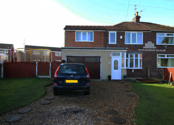 Thumbnail 3 bed semi-detached house for sale in Ivy Road, Warrington, Cheshire