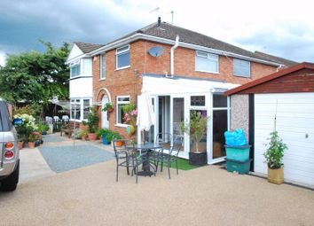 Thumbnail 3 bed semi-detached house for sale in Haydale Gardens, Longlevens, Gloucester