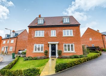Thumbnail 5 bed town house for sale in Pillow Way, Buckingham