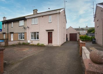 3 bed end terrace house for sale in Priestlands Drive, Dumfries DG2