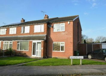 Thumbnail 5 bed semi-detached house for sale in Brooklands Road, Cosby, Leicester