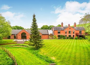 Winnington Lane, Winnington, Market Drayton TF9. 5 bed detached house for sale