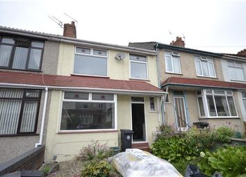Thumbnail 4 bed terraced house to rent in Sandling Avenue, Horfield, Bristol