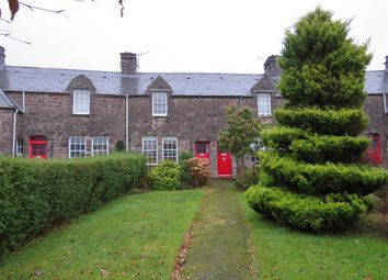 Thumbnail 2 bed terraced house for sale in Esher Crescent, Callander