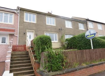 Thumbnail 3 bed terraced house for sale in Springhill Avenue, Coatbridge