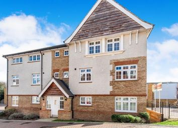 Thumbnail 2 bed flat for sale in Albion Drive, Larkfield, Aylesford, Kent