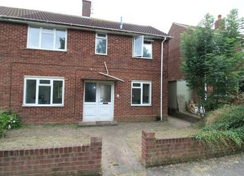Thumbnail 3 bed semi-detached house for sale in Preston Way, Twydall, Kent.