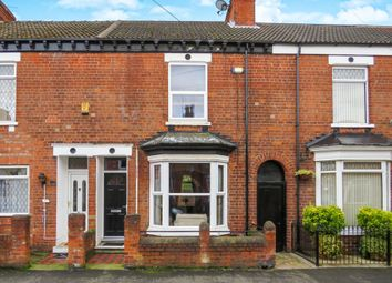 Thumbnail 3 bedroom terraced house for sale in Welbeck Street, Hull
