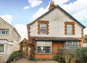 Thumbnail 3 bed semi-detached house for sale in Chobham, Woking