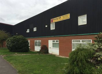 Thumbnail Warehouse to let in Units 3 And 4 Ptarmigan Place, Attleborough Fields Industrial Estate, Nuneaton, Warwickshire