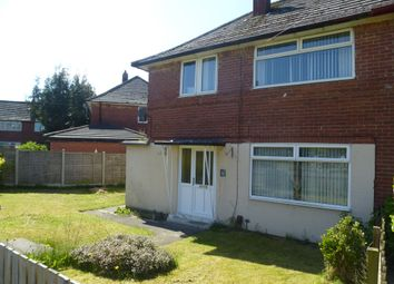 Thumbnail 2 bedroom semi-detached house for sale in Malham Close, Seacroft, Leeds