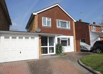 Thumbnail 3 bedroom link-detached house for sale in Station Road, Cholsey, Wallingford