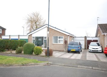 Thumbnail 2 bedroom detached bungalow for sale in Willow Close, Wideopen, Newcastle Upon Tyne