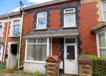 Thumbnail 3 bed terraced house for sale in Tridwr Road, Abertridwr, Caerphilly