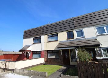Thumbnail 2 bed terraced house for sale in Trostan Place, Lisburn