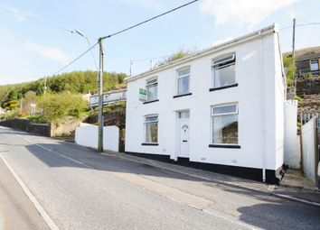 Thumbnail 3 bed detached house to rent in Commercial Street, Blaenllechau