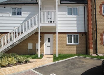 Thumbnail 1 bed flat for sale in Oakshott Close, Tonbridge