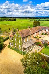 Thumbnail 7 bed equestrian property for sale in Bowers Hill, Evesham, Worcestershire