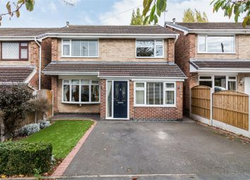 Thumbnail 4 bed detached house for sale in Westway, Cotgrave, Nottingham