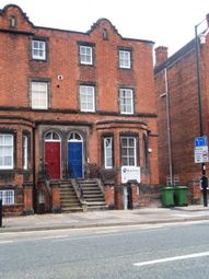 Thumbnail 2 bed flat to rent in Abbey Foregate, Shrewsbury
