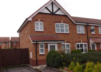 Thumbnail 3 bed end terrace house to rent in Tan Y Coed, Prestatyn
