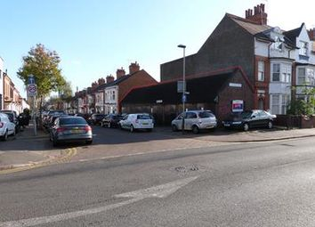 Thumbnail Commercial property for sale in Garages At Barclay Street, Leicester, Leicestershire
