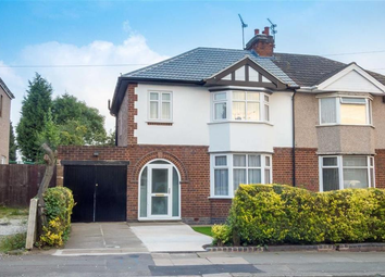 Thumbnail 3 bed semi-detached house to rent in Lynhurst Road, Greenford