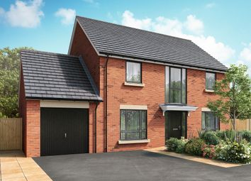Thumbnail 4 bedroom detached house for sale in Off Great North Road, Morpeth, Northumberland