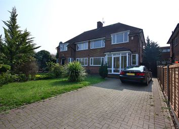 Thumbnail 3 bed semi-detached house to rent in Ruislip Road East, London