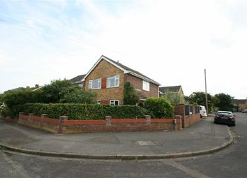Thumbnail 3 bed detached house to rent in Charter Road, Newbury