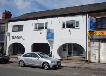 Thumbnail Retail premises for sale in 163 Nantwich Road, Crewe, Cheshire