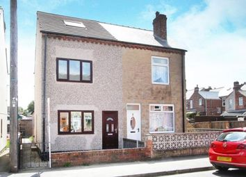 Thumbnail 3 bed semi-detached house for sale in Victoria Avenue, Staveley, Chesterfield, Derbyshire