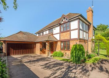 Thumbnail 4 bed detached house for sale in Clarefield Court, Knowsley Close, Maidenhead, Berkshire