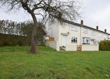 Thumbnail 2 bedroom end terrace house for sale in Milston Avenue, Penhill, Swindon, Wiltshire