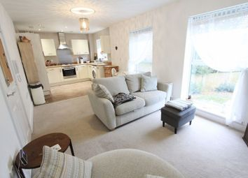 Thumbnail 1 bed flat for sale in Laxton Close, Southampton