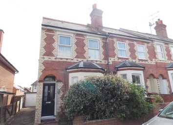 Thumbnail 3 bedroom end terrace house for sale in Beecham Road, West Reading, Reading