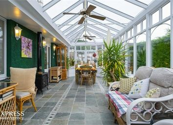 Thumbnail 4 bedroom detached bungalow for sale in Daviot, Inverurie, Aberdeenshire