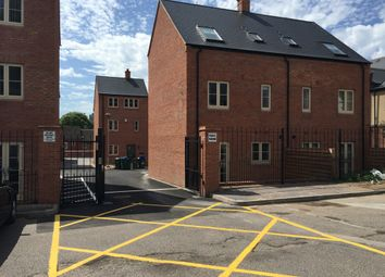Thumbnail 4 bed mews house to rent in Kilby Mews, Coventry