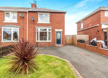 Thumbnail 2 bedroom semi-detached house for sale in Mcilvenna Gardens, Wallsend
