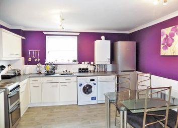 Thumbnail 3 bedroom flat for sale in 205 Calderglen Court, Mull, Airdrie., Airdrie