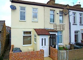 Thumbnail 2 bed end terrace house for sale in Carlisle Road, Dartford, Kent