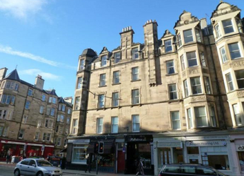 Thumbnail 3 bed flat to rent in Bruntsfield Place, Edinburgh