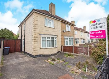 Thumbnail 3 bedroom semi-detached house for sale in Excelsior Avenue, Alvaston, Derby