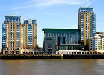 Thumbnail 2 bed property to rent in Canary Wharf Riverside, Belgrave Court, Westferry Circus, London