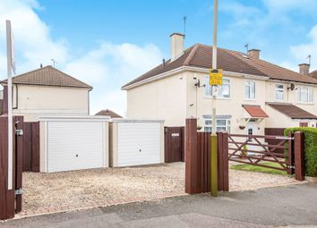 Thumbnail 3 bedroom semi-detached house for sale in Cheriton Road, Aylestone, Leicester