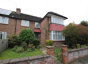 Thumbnail 3 bed semi-detached house to rent in Radnor Avenue, Harrow-On-The-Hill, Harrow