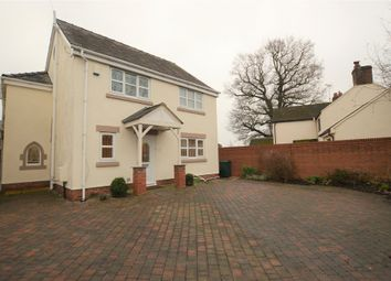 Thumbnail 5 bed detached house to rent in Broomheath Lane, Tarvin, Chester