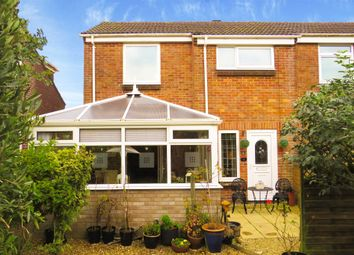 Thumbnail 3 bed end terrace house for sale in Airfield Close, Crossways, Dorchester