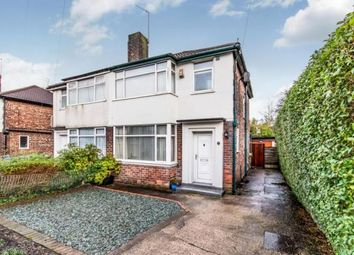 Thumbnail 3 bedroom semi-detached house for sale in Carr Bank Avenue, Manchester, Greater Manchester