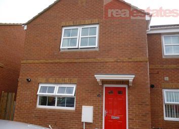 Thumbnail 3 bed terraced house to rent in Newton Grange, Toronto, Bishop Auckland
